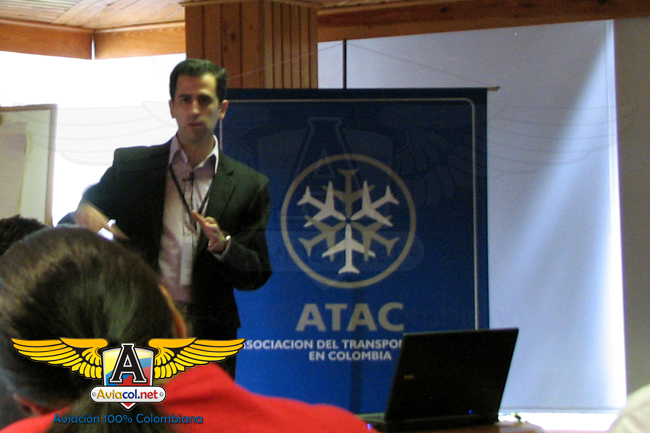 Primer Seminario Taller Periodistas ATAC - Daniel Devis
