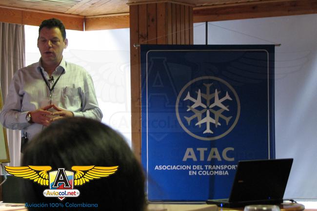 Primer Seminario Taller Periodistas ATAC - Enrique Sohm