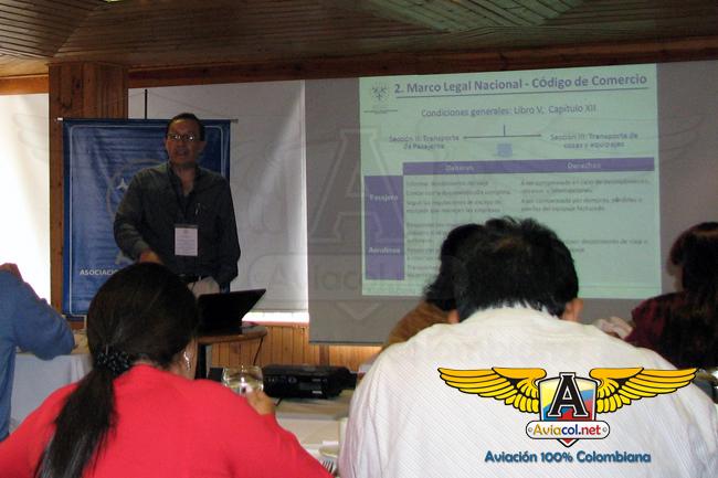 Primer Seminario Taller Periodistas ATAC - Héctor Hernán Ríos