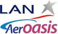 Logo LAN-AerOasis - Aviacol.net El Portal de la Aviación Colombiana