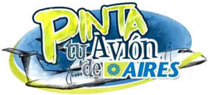 Logo Pinta tu avión de Aires - Aviacol.net El Portal de la Aviación Colombiana