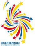 Logo Bicentenario de Colombia - Aviacol.net El Portal de la Aviación Colombiana