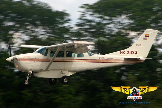 HK-2423 - Aviacol.net El Portal de la Aviación Colombiana