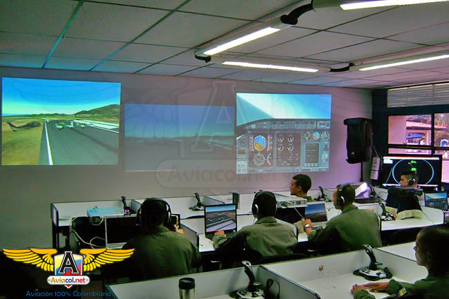 FAC Virtual - Aviacol.net El Portal de la Aviación Colombiana