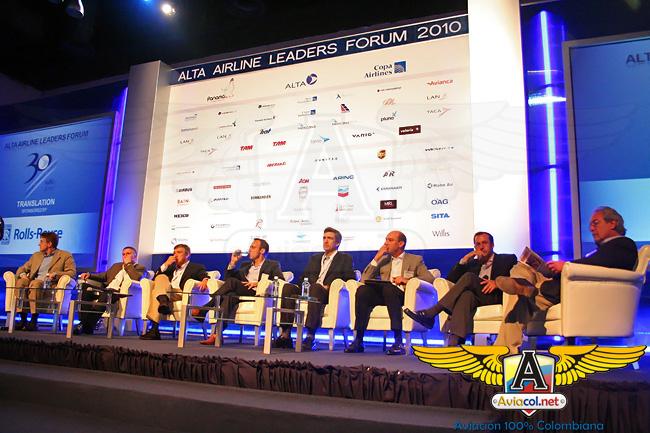 Foro de Líderes de Aerolíneas ALTA - Aviacol.net El Portal de la Aviación Colombiana