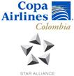 Logo Copa Airlines Colombia Star Alliance - Aviacol.net El Portal de la Aviación Colombiana