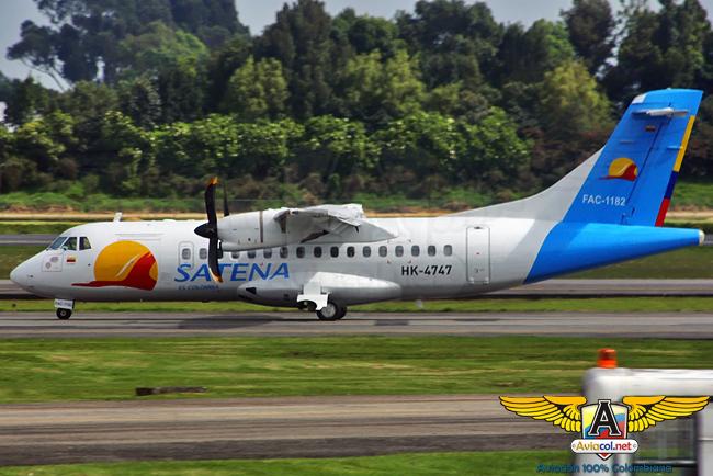 FAC1182 - Aviacol.net El Portal de la Aviación Colombiana