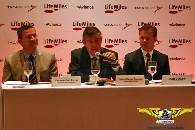 Presentación de LifeMiles - Aviacol.net El Portal de la Aviación Colombiana