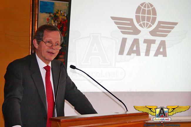 Giovanni Bisignani - Aviacol.net El Portal de la Aviación Colombiana