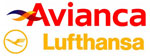 Logos Avianca y Lufthansa - Aviacol.net El Portal de la Aviación Colombiana