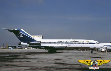 727 de Aerotal - Aviación Colombiana