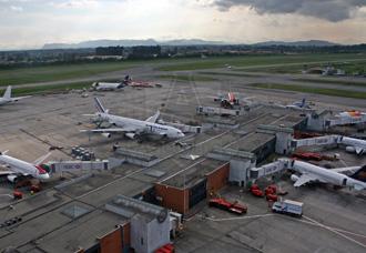 Aeropuerto Eldorado Bogotá | Aviacol.net