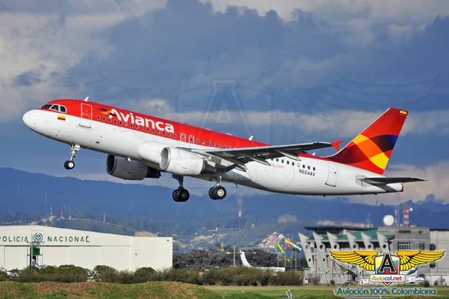 Avianca Airbus A320 | Aviacol.net