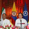 Colombia y Emiratos Árabes Unidos firman acuerdo bilateral | Aviacol.net El Portal de la Aviación Colombiana