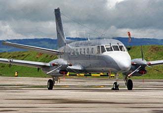 Avión de la FAC sufre incidente en Barranquilla   Aviacol.net El Portal de la Aviación Colombiana