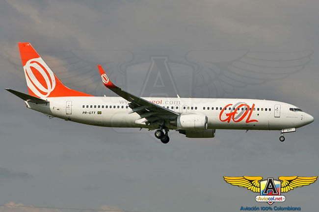 Varig-Gol dejará de operar a Colombia   Aviacol.net El Portal de la Aviación Colombiana