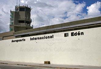 Inversiones de la Aerocivil en El Edén | Aviacol.net El Portal de la Aviación Colombiana