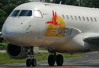 Satena reanuda operación nocturna en Arauca | Aviacol.net El Portal de la Aviación Colombiana