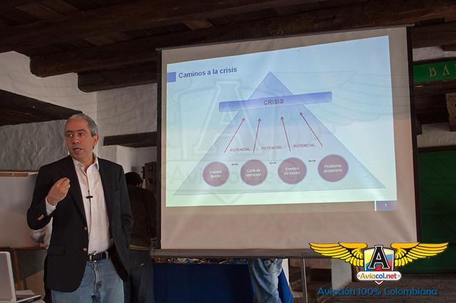 Eduardo Dueri, Managing Director Aviation and Aerospace Practice de Marsh | Aviacol.net