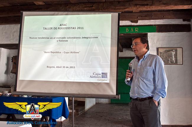 Héctor Hernán Ríos, Vicepresidente de Operaciones de Copa Airlines Colombia | Aviacol.net