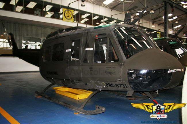 Helicóptero de la Policía se accidenta en Casanare | Aviacol.net El Portal de la Aviación Colombiana