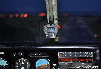 Emergencia en la noche | Aviacol.net El Portal de la Aviación Colombiana