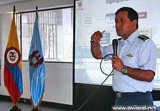 La FAC presenta su proyección al 2030   Aviacol.net El Portal de la Aviación Colombiana