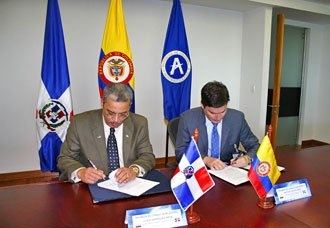 Acuerdo bilateral entre Colombia y República Dominicana   Aviacol.net El Portal de la Aviación Colombiana