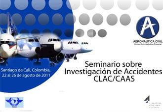 Seminario CLAC/CAAS | Aviacol.net El Portal de la Aviación Colombiana