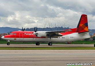 Avianca aumenta frecuencias a Armenia   Aviacol.net El Portal de la Aviación Colombiana