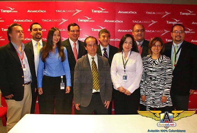 Anuncio compra Airbus A330-200F Carguero AviancaTaca