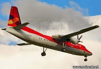 Avianca aumenta vuelos a Manizales | Aviacol.net El Portal de la Aviación Colombiana