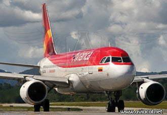Avianca reinicia ruta entre Bogotá y Río de Janeiro   Aviacol.net El Portal de la Aviación Colombiana