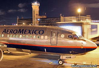 Aeroméxico anuncia segunda frecuencia entre Bogotá y México | Aviacol.net El Portal de la Aviación Colombiana