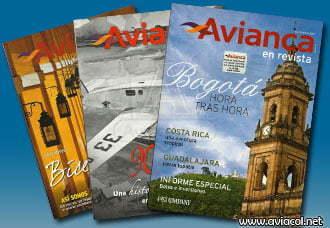 Revistas de Avianca, las mejores del mundo   Aviacol.net El Portal de la Aviación Colombiana
