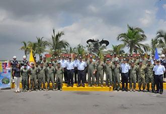 Ejercicio binacional CARIBE II | Aviacol.net El Portal de la Aviación Colombiana