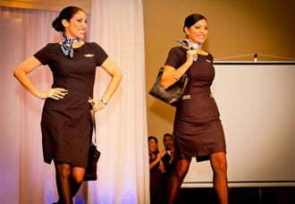 Copa Airlines Colombia presenta sus nuevos uniformes | Aviacol.net El Portal de la Aviación Colombiana