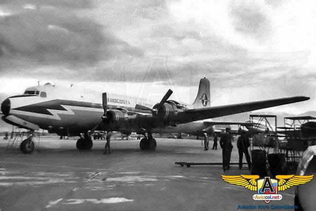 Aerocosta | Aviacol.net El Portal de la Aviación Colombiana