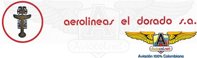 Logotipo Aerolíneas Eldorado