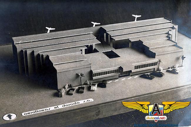 Proyecto de instalaciones y hangar en el Aeropuerto Palmaseca de Cali