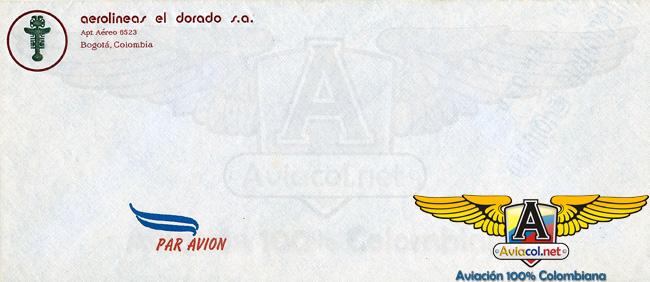 Sobre Aerolíneas Eldorado