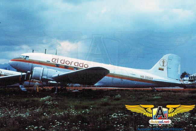 DC-3 Aerolíneas Eldorado