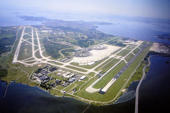 Aeropuerto Internacional de Rio de Janeiro