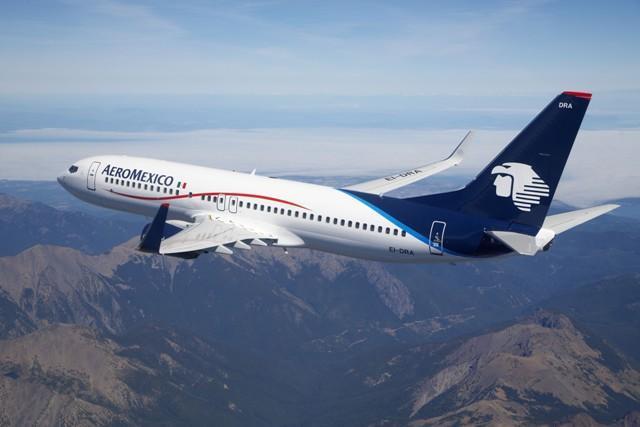 Aeroméxico vuela entre Bogotá y Ciudad de México