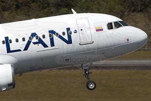 El café a bordo de los Aviones de LAN en Colombia y Chile será Juan Valdez