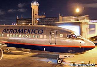 Aeroméxico anuncia segunda frecuencia a la Ciudad de México | Aviacol.net El Portal de la Aviación Colombiana