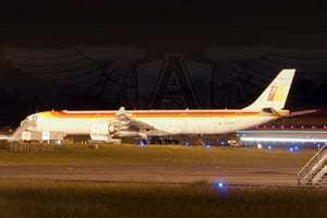 La huelga afectará vuelos entre Madrid y Bogotá, entre otros.
