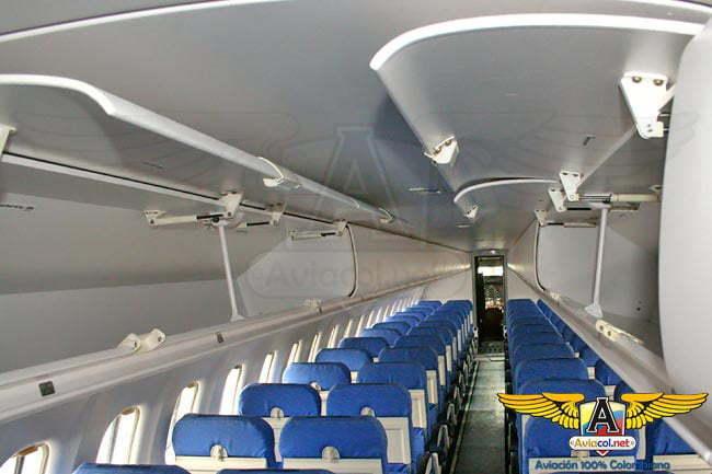 Listo el primer ATR-72 de Satena   Aviacol.net El Portal de la Aviación Colombiana