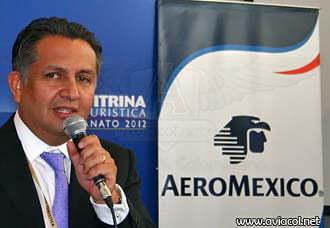 Aeroméxico conecta a Colombia con la Riviera Nayarit | Aviacol.net El Portal de la Aviación Colombiana