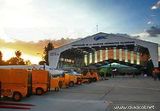 La CIAC presentó sus nuevas instalaciones y capacidades   Aviacol.net El Portal de la Aviación Colombiana
